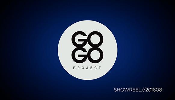 GoGo Project Showreel - 201608