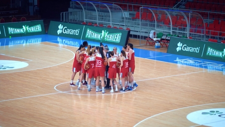 Garanti Bank - Euro Basket Women 2017