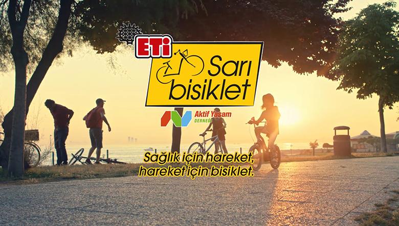 Eti - Yellow Bicycle
