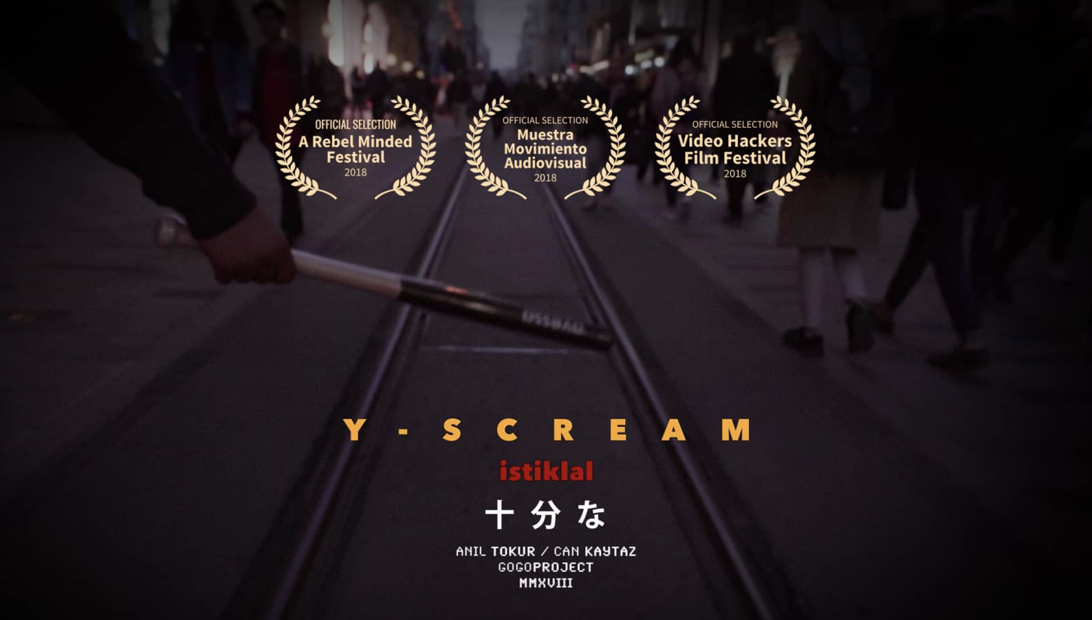 Y - Scream Istiklal