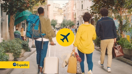 Expedia - Travel Like a Champion