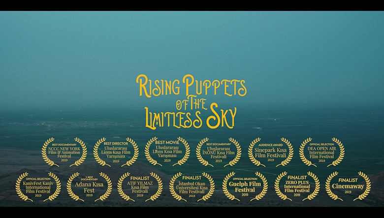 Rising Puppets of the Limitless Sky