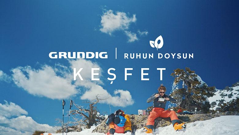 Grundig - Ruhun Doysun (New Season)