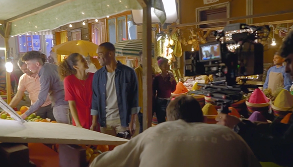 PepsiCo Walkers - A Feast for The Senses (Behind The Scenes)
