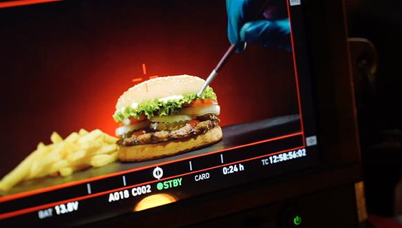 Burger King + Coca Cola (Behind The Scenes)