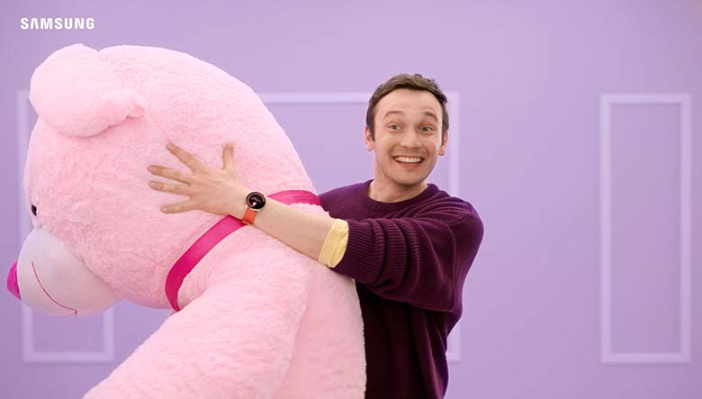 Samsung - Valentine's Day (Teddy Bear)