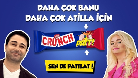 Nestle Crunch - Patt